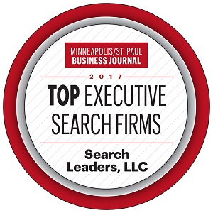 MSP Business Journal Top Executive Search Firm 2017