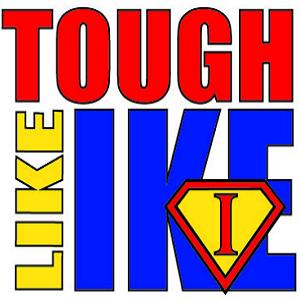 Tough Like Ike Logo