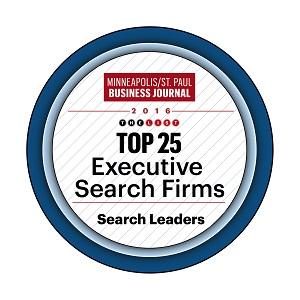Top 25 Executive Search Firms